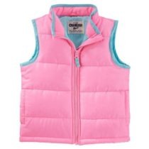 Oshkosh quilted puffer vest