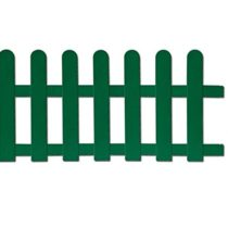 Verdemax 3458 Sectional Fencing with 11 Planks