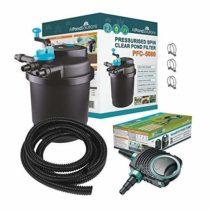 All Pond Solutions Pressurised Koi Fish Pond Filter and UV Steriliser