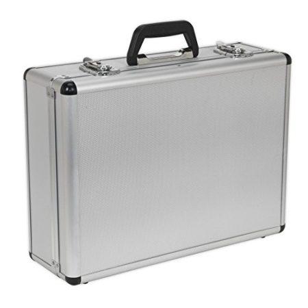 Sealey AP601 Aluminium Tool Case – Radiused Edges