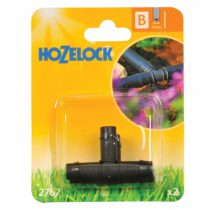 Hozelock T Piece Connection, 13 mm – Pack of 2