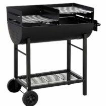 Tepro 1037″Detroit Barrel Grill – Black (14-Piece)