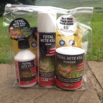 Net Tex Total Mite Kill Trial/Starter Pack