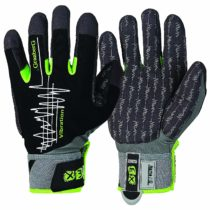 GRANBERG 107.4330-10 – 6pairs bundle EX Vibration Reducing Work Gloves, Size 10, X-Large (Pack of 6)