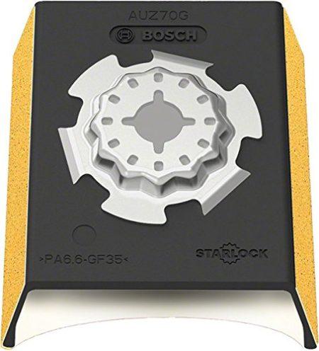 Bosch 2608662346 Sanding Plate for Profile AUZ 70 g 55.6 x 70.5