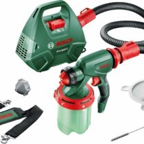 Bosch Home and Garden 0603207100 PFS 3000-2 Electric Paint Spray System, 650 W, 220 V, Green