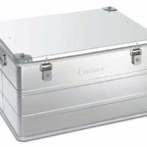 Enders Vancouver 1350 Industrial Box, Silver, 170 Liter