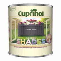 Cuprinol 5316967 Garden Shades Exterior Woodcare, Urban Slate 1 Litre