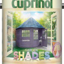 Cuprinol CUPGSLAV5L 5 Litre Garden Shades Paint – Lavender
