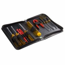 StarTech CTK200 PC Computer Tool Kit with Carrying Case, PC Tool Kit, 11 Piece Computer PC Repair Tool Kit