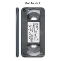 Buzzebizz Case for iPod Touch 5 Video Cassette Motif