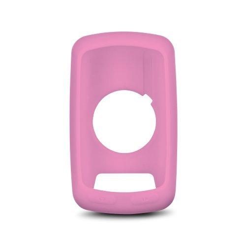 Garmin 010-10644-10 Silicone Protective Case for Garmin Edge 800/810 Bike Computer – Pink