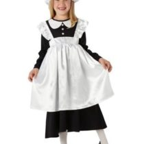 Rubie's Official Victorian Maid – Small Ages 3 – 4