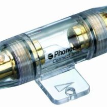 Phonocar 4/328 Fuse Holder (10 x 38 Input/Output for cable 10-20 mm²) Multicoloured