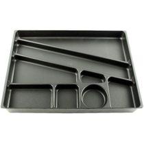 Durable 1712004058 Atlanta Catch-All Plastic Insert Drawer – Black