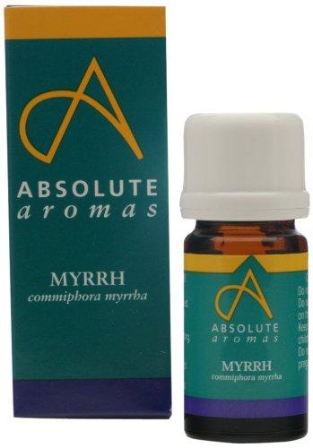 Absolute Aromas Myrrh Essential Oil