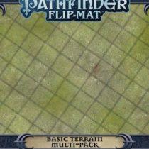 Pathfinder JUN132387 Flip-Mat: Basic Terrain Multi-Pack