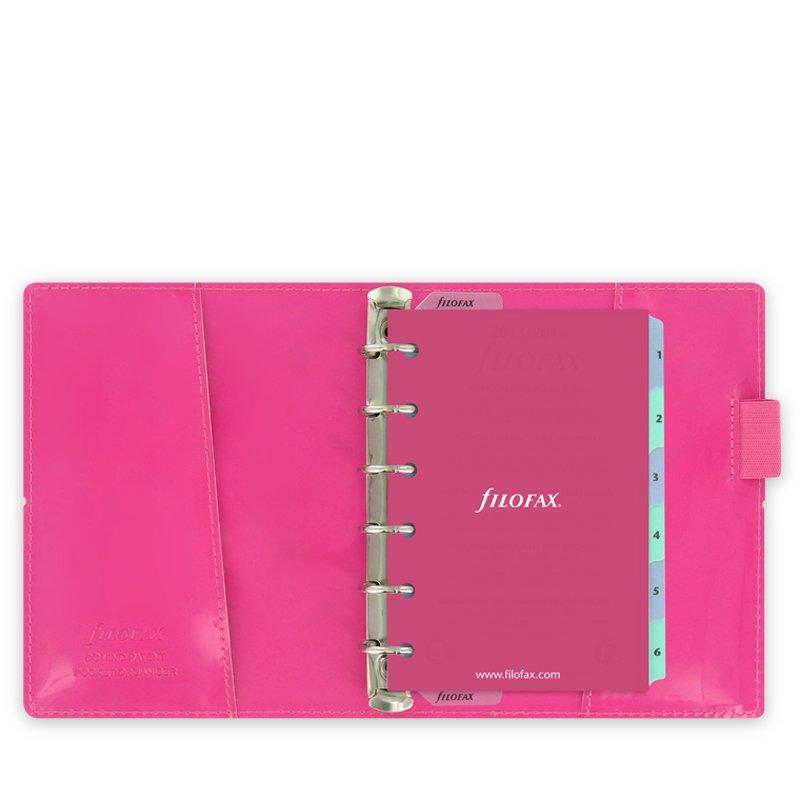 Filofax Pocket Domino Patent Organiser