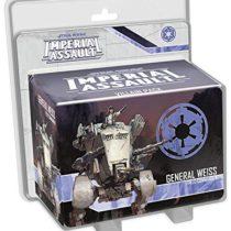 Star Wars Imperial Assault General Weiss Villain Pack