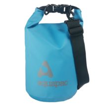 Aquapac Heavyweight Waterproof Drybags with Shoulder Strap – 7 Litres – Cool Blue (732)
