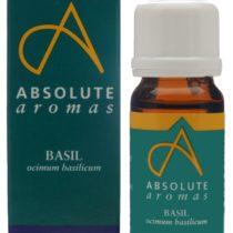 Absolute Aromas Basil Linalol Type Essential Oil