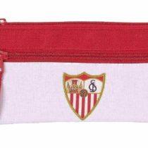 Sevilla F.C. Official School Pencil Case with Double Zip