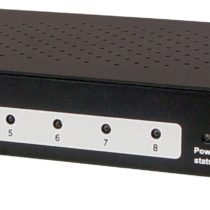 MaxTrack 8DL 1/8High Speed HDMI Splitter with Power Supply HDCP 1080P)
