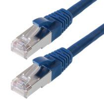 Helos Cat-5e Patch Cable blue 7,5
