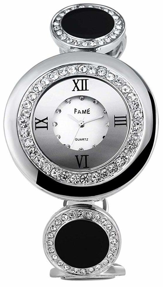 'Adrina'Women's Quartz Watch with Different Materials 100421000004