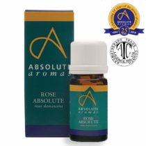 Absolute Aromas Rose Absolute Pure Essential Oil 2ml – Can be used in a diffuser or blended for skincare