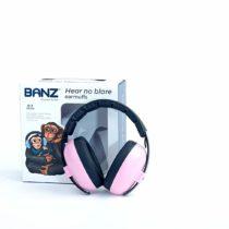 Banz Baby Hearing Protection Earmuffs ,Pink