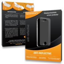 3 x SWIDO Anti-Reflective Screen Protector for Becker Traffic Assist Z102 / Z-102 – PREMIUM QUALITY (non-reflecting, hard-coated, bubble free application)