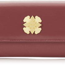 Tous Billetera mediana Rossie, Women's Wallet, Red (Granate)