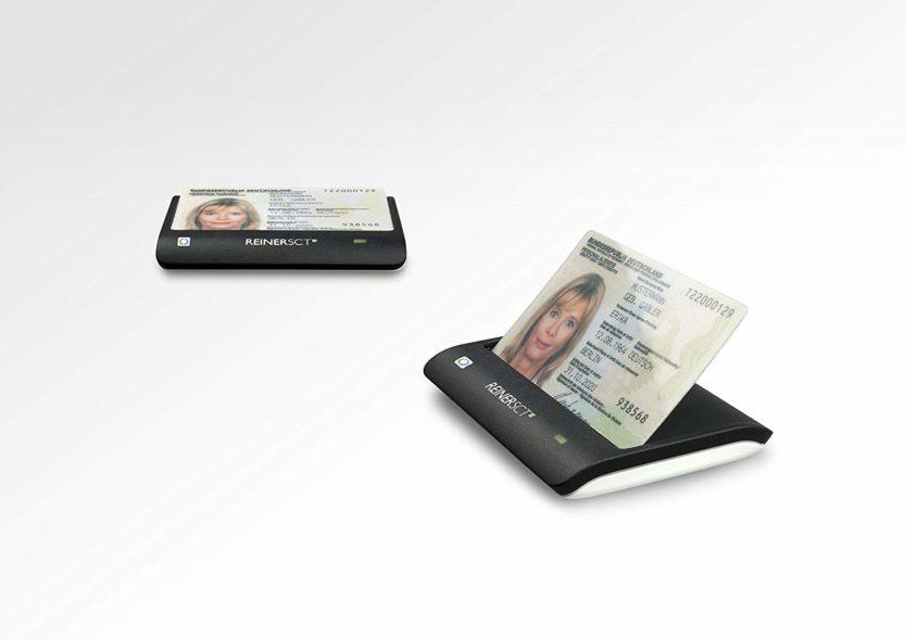 reiner sct cyberjack rfid basis npa smart card reader eid