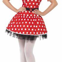 Smiffys Madame Mouse Costume