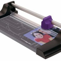 Swordfish 42013X Edge 320, 10 Sheet Rotary Paper Trimmer and Guillotine – A4