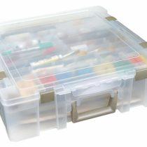Art Bin Craft Storage Box, 7cmx6.8cmx2cm