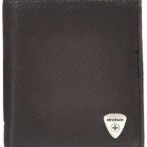 Strellson Mens Harrison BillFold Q6 Wallets Black Schwarz (black 900) Size: 9x11x1 cm (B x H x T)