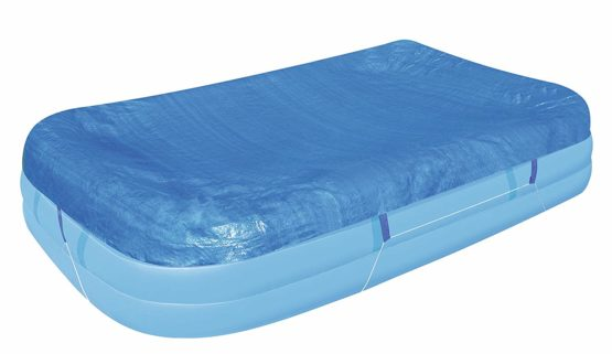 Bestway BW58108 Family Pool Cover – 129 x 82 Inches – Blue
