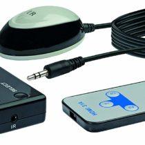 Schwaiger HDM31A 531 HDMI Switcher with IR Receiver Black