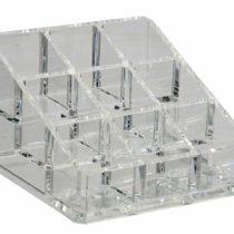 Fantasia Acrylic Empty Organizer Number 51006