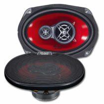 MAC AUDIO 1104765 APM Fire 69.33-Way Triax Flush Mount Speakers