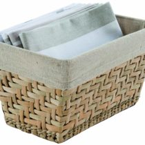 Compactor Fiesta Basket, Metal, Beige, Small