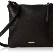 Aldo Womens Bucket Cross-Body Bag Black (Black)