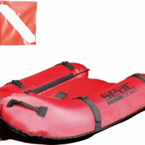 SEAC Sea Mate Gangway Inflatable Board-Red
