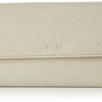 BREE Collection Issy 139, Chinchilla, Long Purse S19, Women's Wallet, Green (Chinchilla), 2x10x20 cm (B x H T)