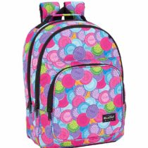 """Blackfit8″Cookies"""" Official Double Sport Backpack, Adaptable SAFTA Protection, 320 x 420 x 160 mm"""