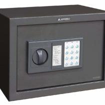 Arregui Class–Electronic Lock Safe (Steel, 350x 250x 250mm), Dark Grey