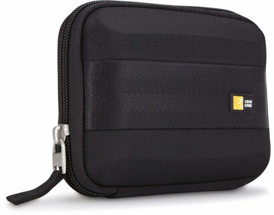 Case Logic GPSP2 Molded Eva Foam and Nylon Portable Electronics with GPS Protect – Black