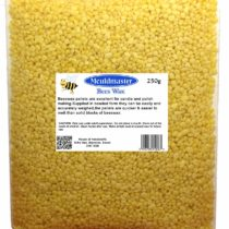 Mouldmaster 250 g Bees Wax, Golden Yellow